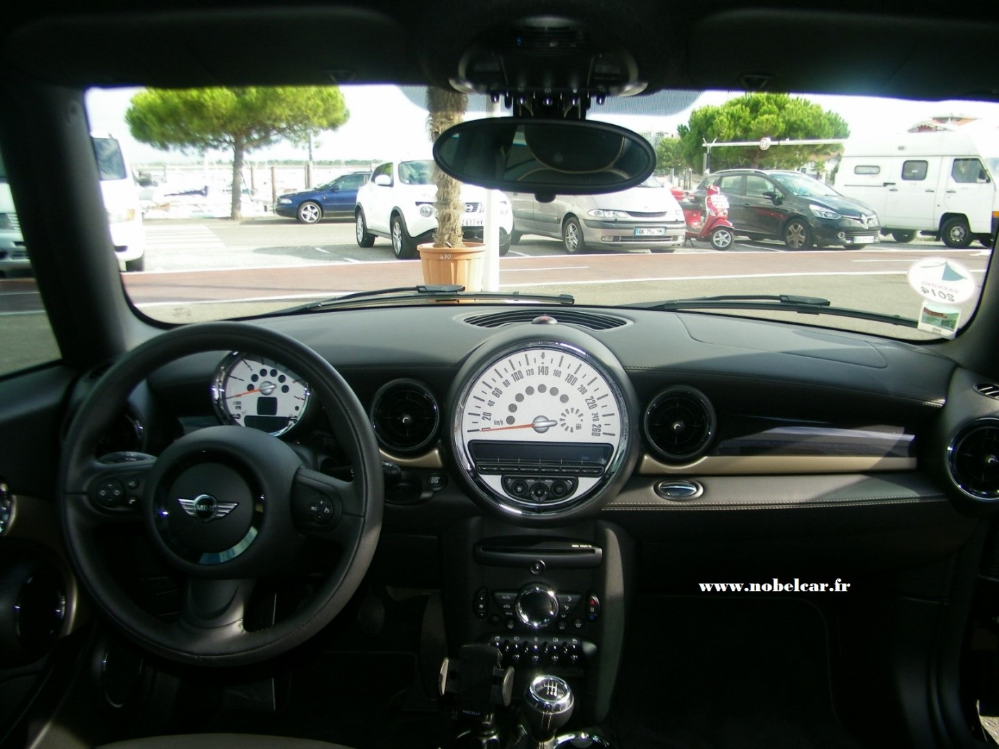Mini Clubman édition Bond Street d'occasion gironde 33